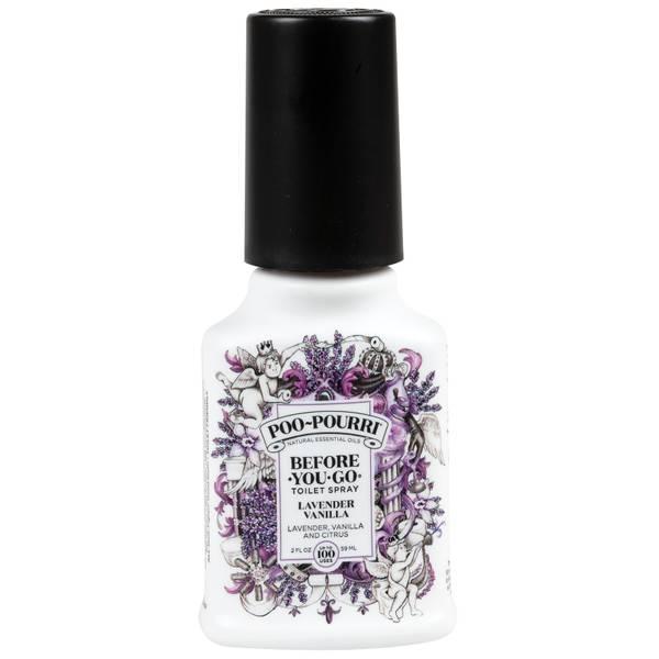 2 oz Lavender Vanilla Toilet Spray