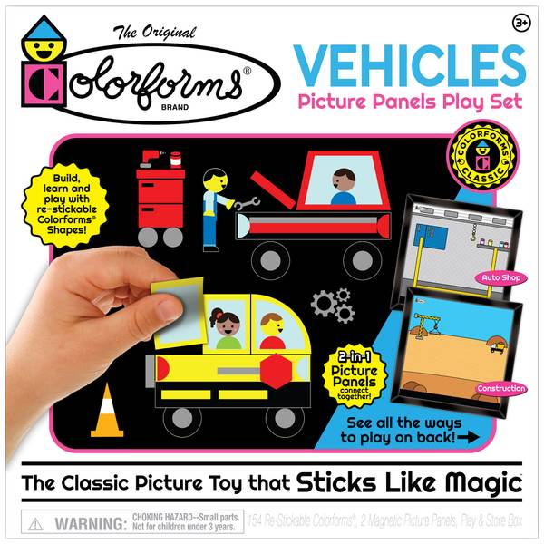 Play Set Vehicles
