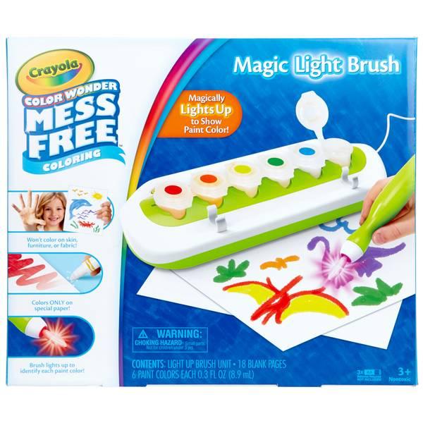 Color Wonder Magic Light Brush