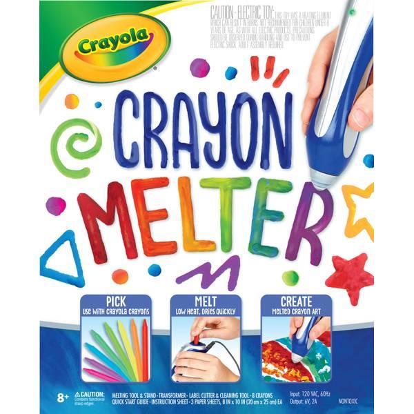 Crayon Melter