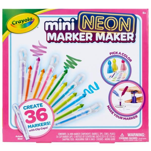 Mini Neon Marker Maker