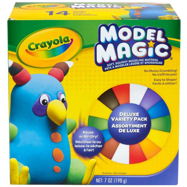 Model Magic Deluxe Variety Pack