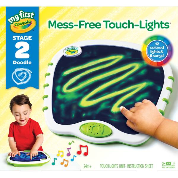 My First Mess-Free Touch Lites