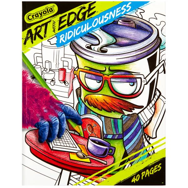 Art With Edge Ridiculousness