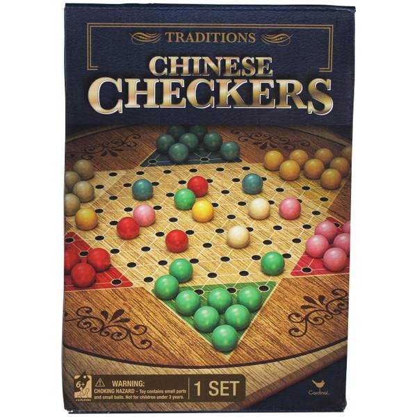 Traditions Chinese Checkers Game