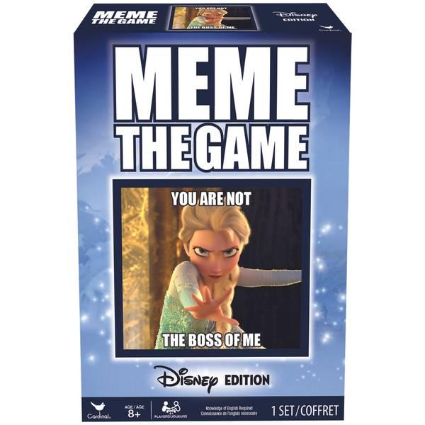 Disney Meme Game