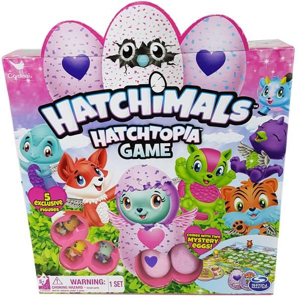 Hatchimals Season 2 Hatchtopia Game