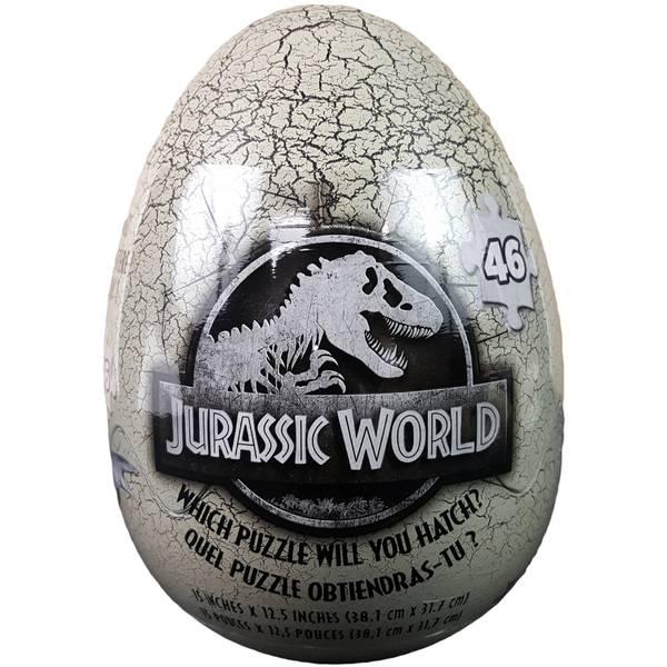 Jurassic World Mystery Puzzle Egg