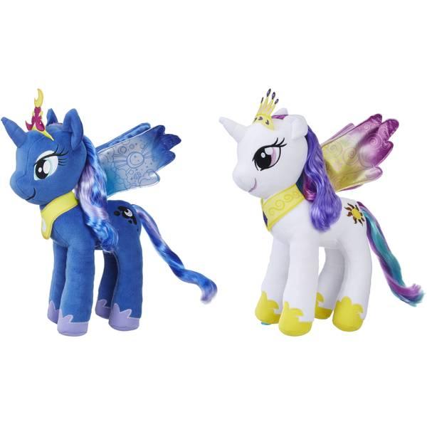 Large Hair Plush Pony Assortment