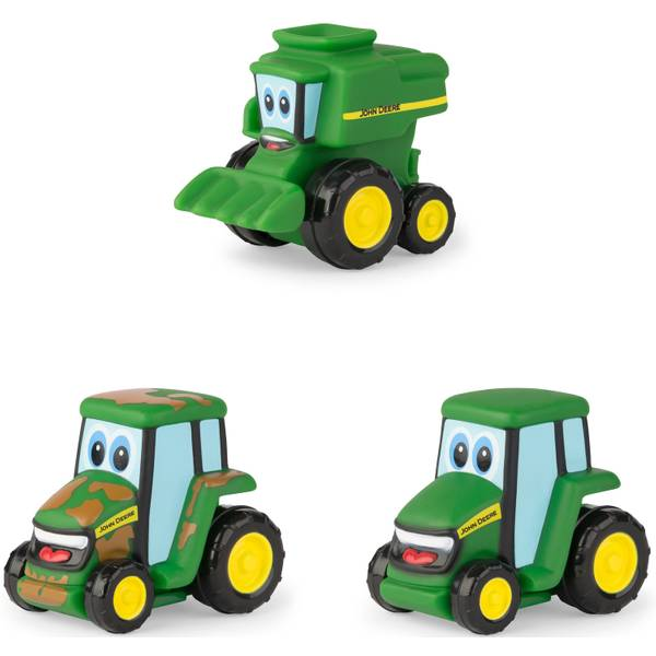 Johnny Tractor & Friends Vehicle Assortment