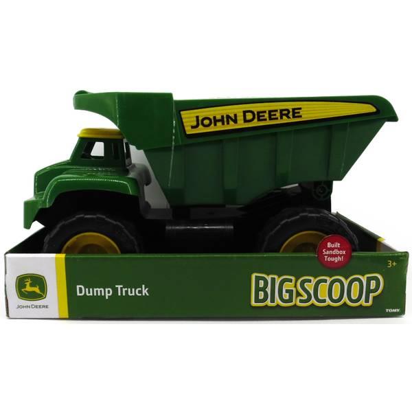 """15"""" John Deere Big Scoop Dump Truck"""