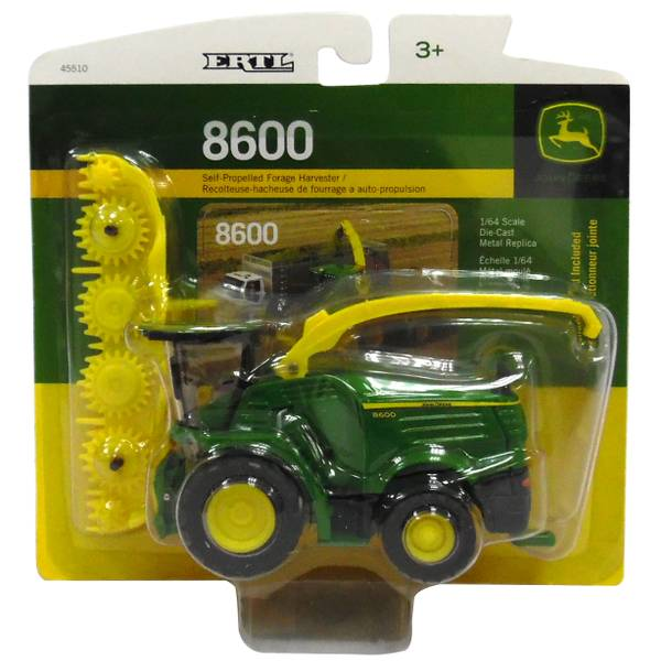 1:64 John Deere 8600 Forage Harvester