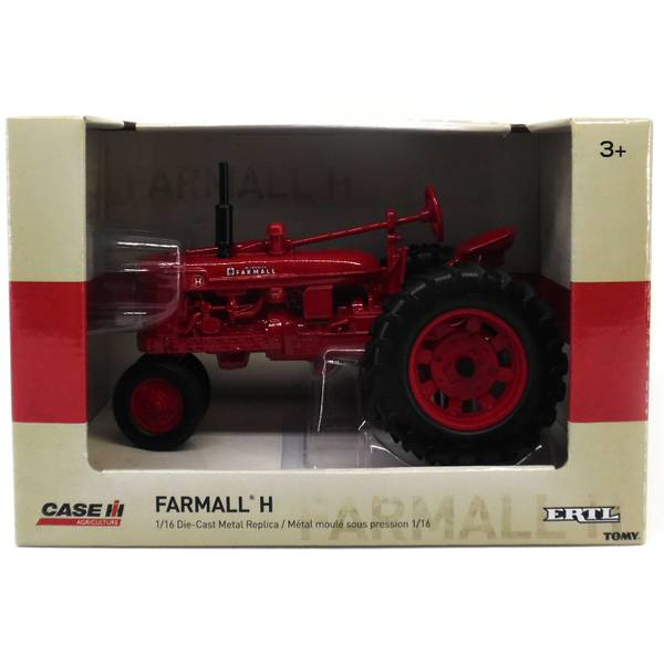 1:16 Farmall H Narrow Front Tractor