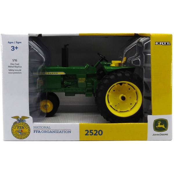 1:16 John Deere 2520 Row Crop FFA Tractor