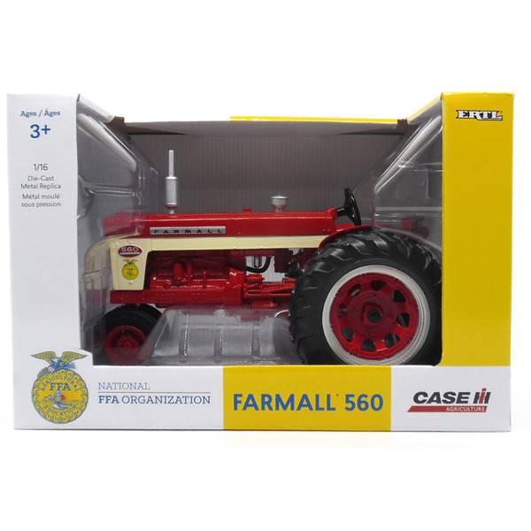1:16 Farmall 560 FFA Tractor