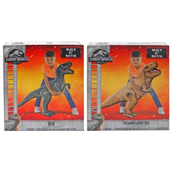 Jurassic World Inflatable T-Rex Assortment