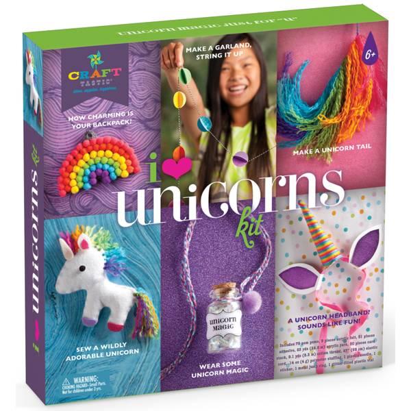 I Love Unicorns Kit