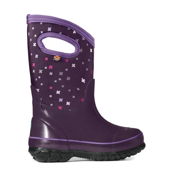 Girl's Classic Print Boots