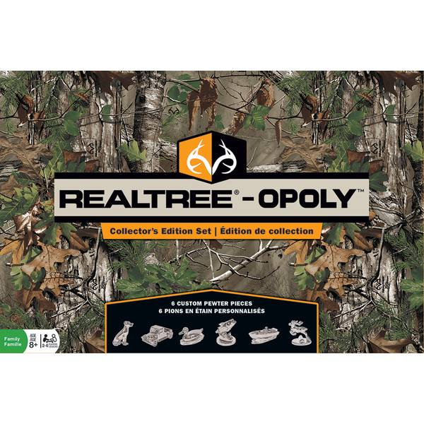 Realtree Opoly Game