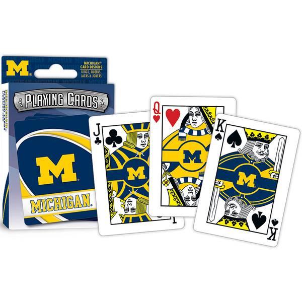 Michigan Playing Cards