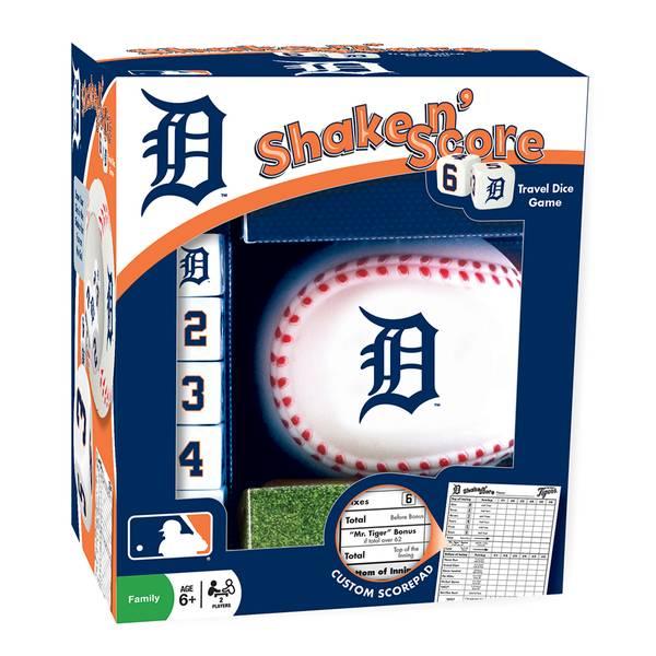 Detroit Tigers Shake 'n Score Game