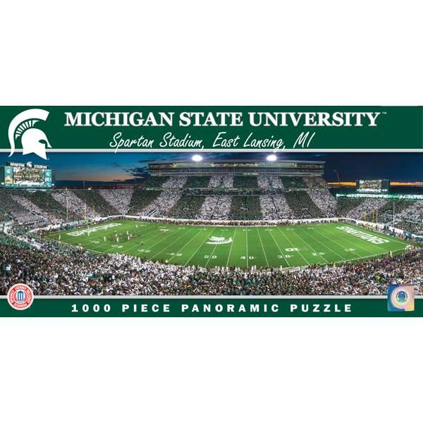 1000-Piece Michigan State Stadium Puzzle
