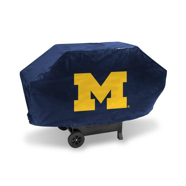 University of Michigan Wolverines BBQ Cover Deluxe
