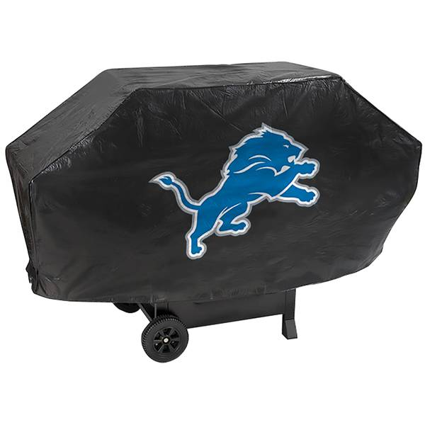 Detriot Lion BBQ Cover Deluxe