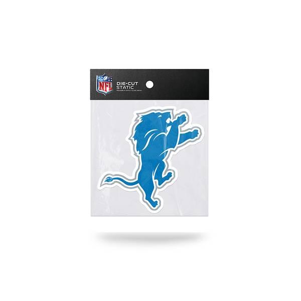 Detroit Lions Die Cut Static Cling