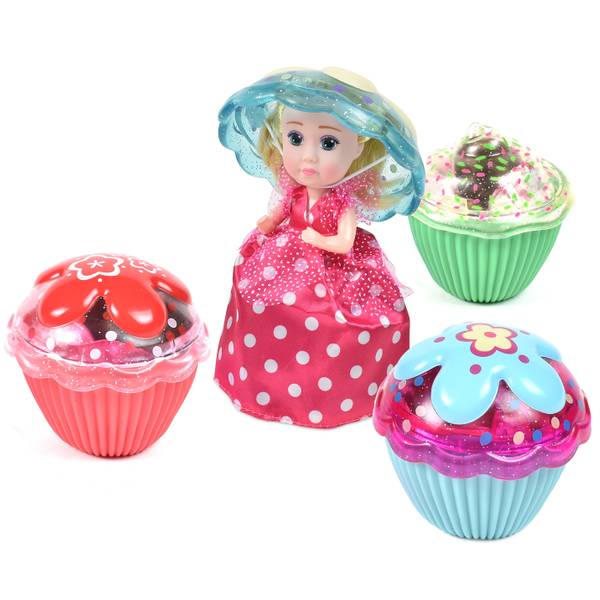 Mini Cup Cake Surprise Doll Assortment