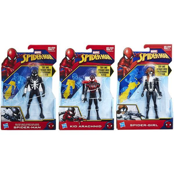 "Spiderman 6"" Figure Assortment"