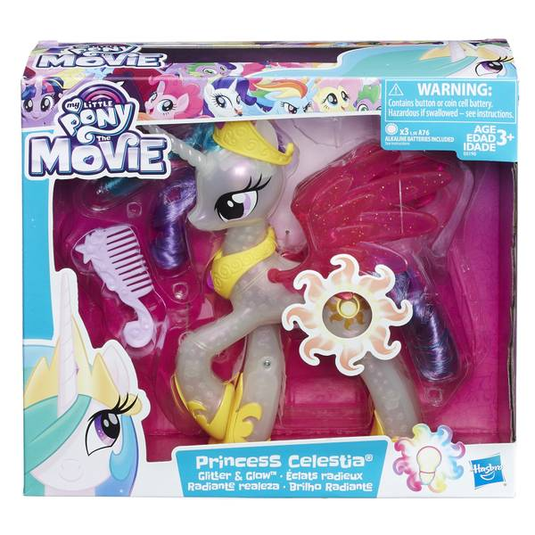 "My Little Pony 8"" Glimmer N Glow Celestia"