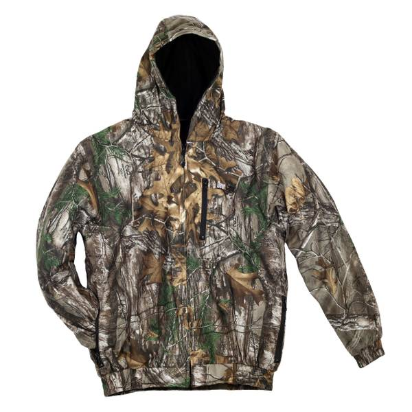 Realtree Kids' Waterproof Insulated Hooded Jacket