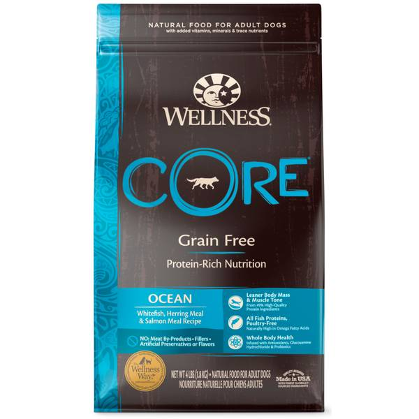 4 lb Core Ocean Recipe Dog Food