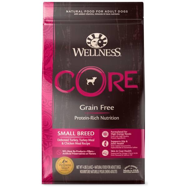 4 lb Core SM Brd Orig Recipe Dog Food
