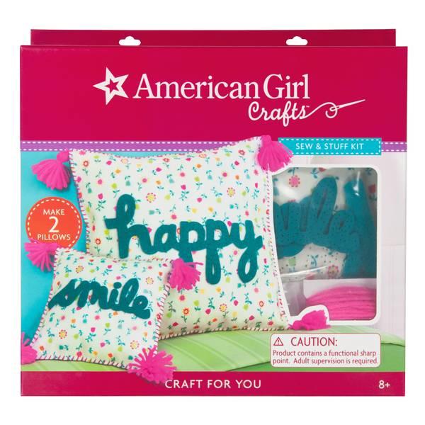 Sew & Stuff Pillow Kit