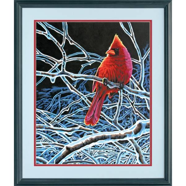 """11"""" x 14"""" Ice Cardinal Kit"""