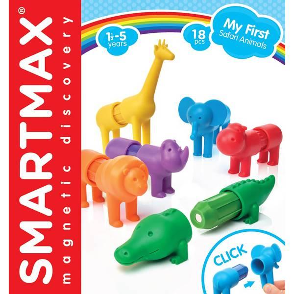 My 1st Safari Animals