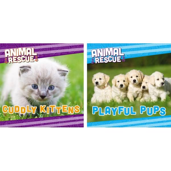 Animal Rescue Board Book Assortment