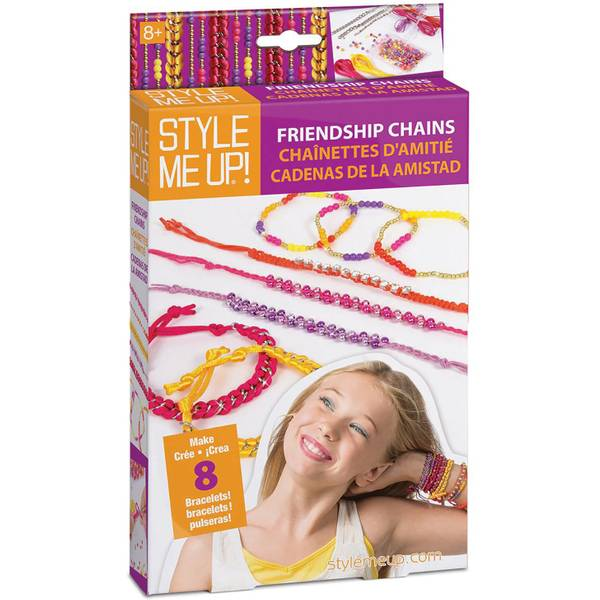 Friendship Chains Bracelet Kit
