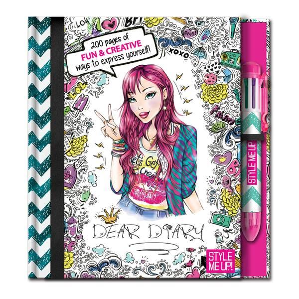 Doodle Dear Diary