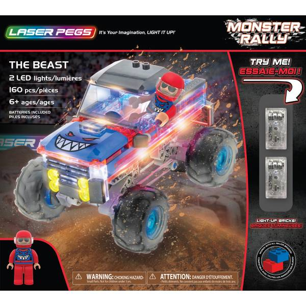 The Beast Monster Rally Truck