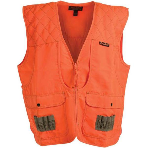 Gamehide Men's Orange Front Loader Vest