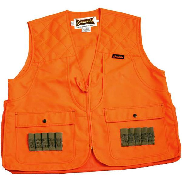 Gamehide Kids' Upland Orange Vest thumbnail