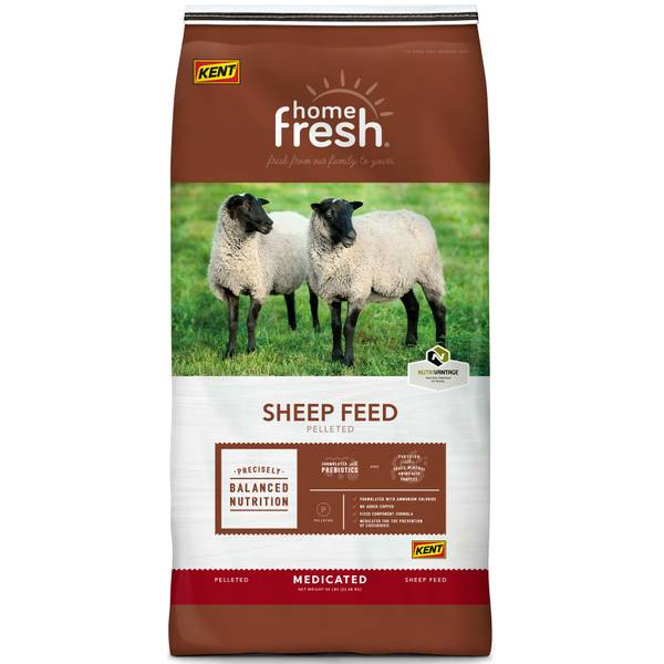 50 lb Home Fresh 15 Pelleted Finish Sheep Feed