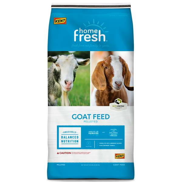 50 lb Home Fresh 16 Pelleted Grow & Fin Goat Feed