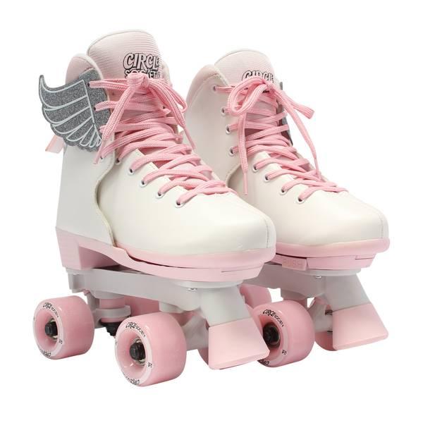 Classic Pink Vanilla Roller Skates