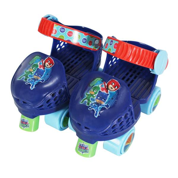 PJ Masks Jr. Roller Skates with Knee Pads