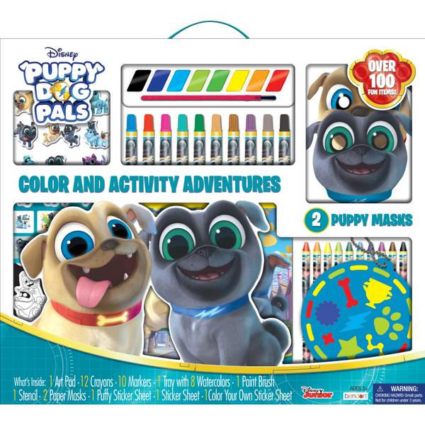 Puppy Dog Pals Giant Activity Collection