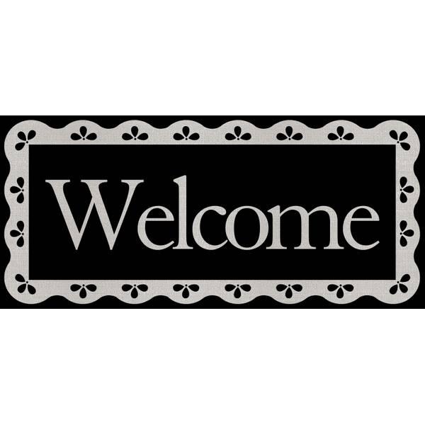 Welcome Home Evergreen Sassafras Switch Mat